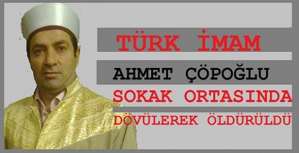 Türk İmam Dövülerek Öldürüldü