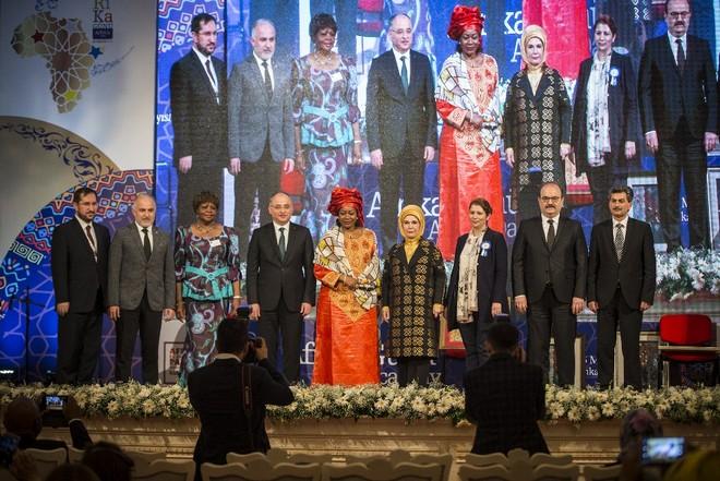 Türkiye Diyanet Vakfı'na yılın kurumu ödülü