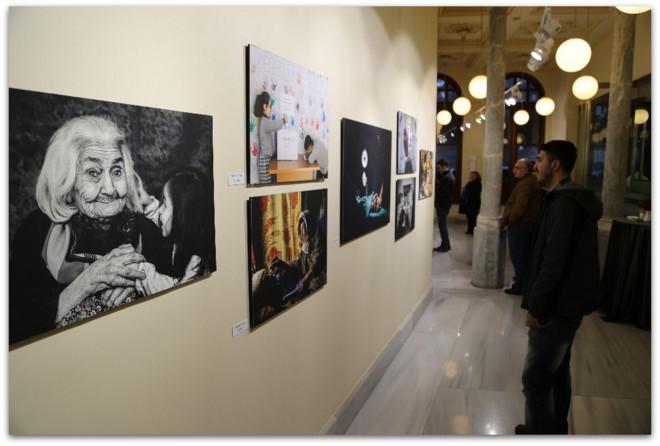 Türkiye Diyanet Vakfı \'İyilik\' temalı fotoğraf sergisi açıldı
