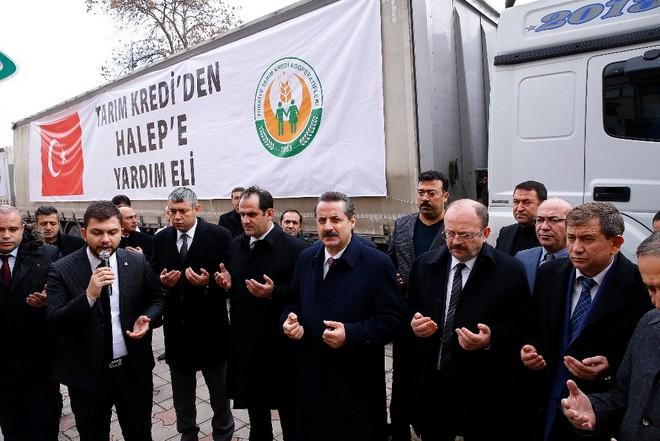 Türkiye dünyaya insanlık dersi veriyor