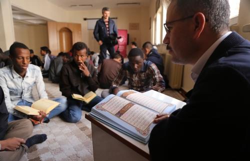 Uluslararası İmam Hatip Liselerine İlgi Büyüyor