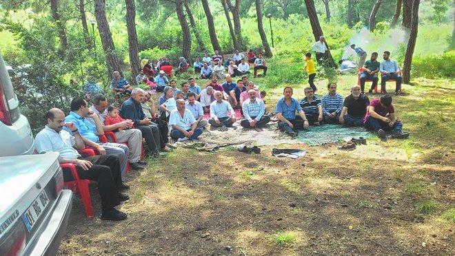 Vefalı İmamlar Ramazan Öncesi Stres Attı