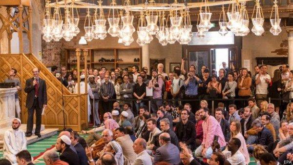 Venedik'e cami davası