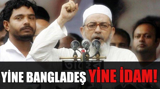 Yine Bangladeş Yine İdam!