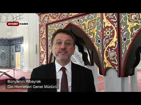 Kıbrıs Hala Sultan Camii, tarihi programa hazır