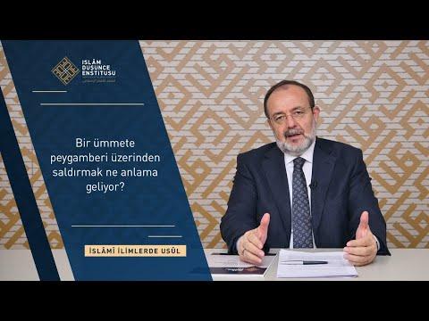 Prof Dr Mehmet Görmez 10. Ders I İslam'a ve Müslümanlara neden Hz Peygamber üzerinden saldırılıyor?